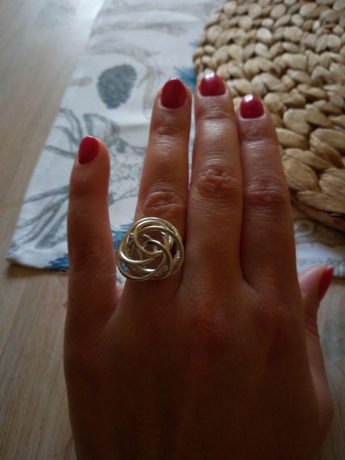 Бесподобное кольцо!!!