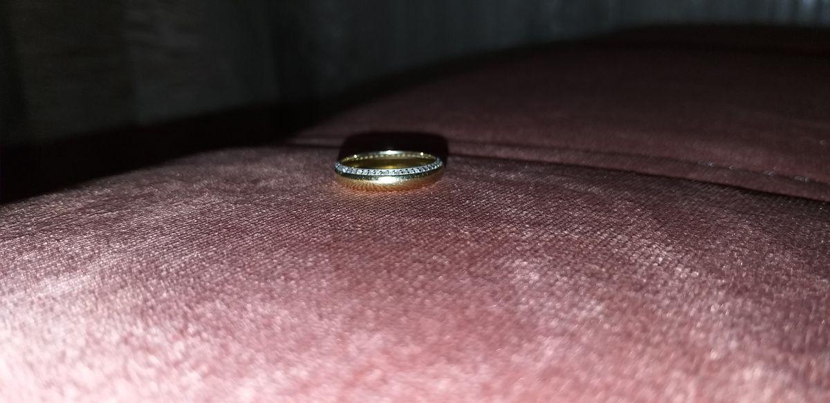 Кольцо -лимончик