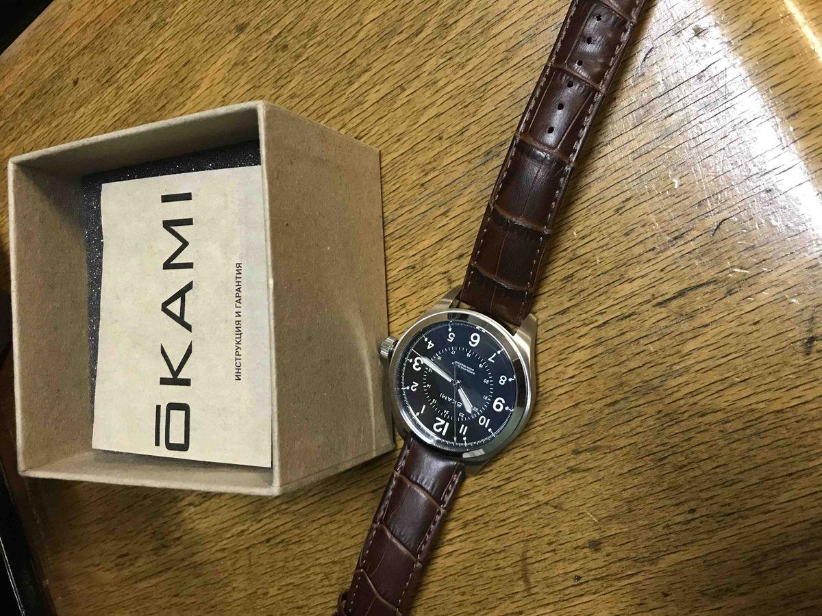 Хорошие японские часы на каждый день.