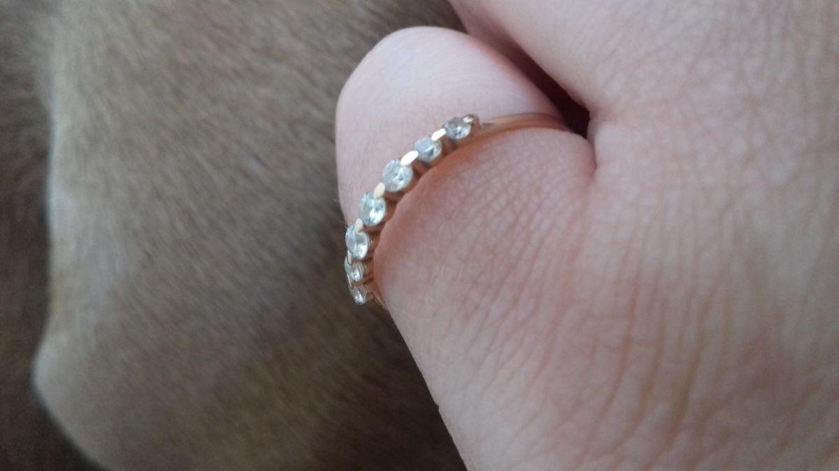 Отличное кольцо для молодой девушки