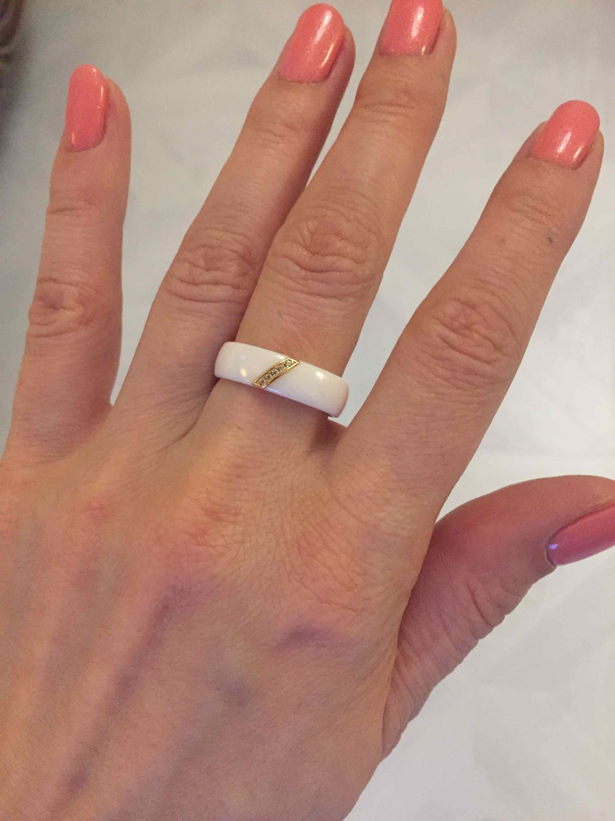 Летнее ,нежное кольцо