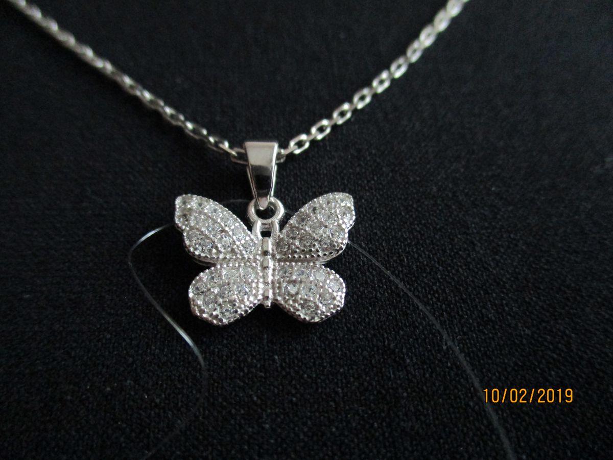 Цепочка для бабочки