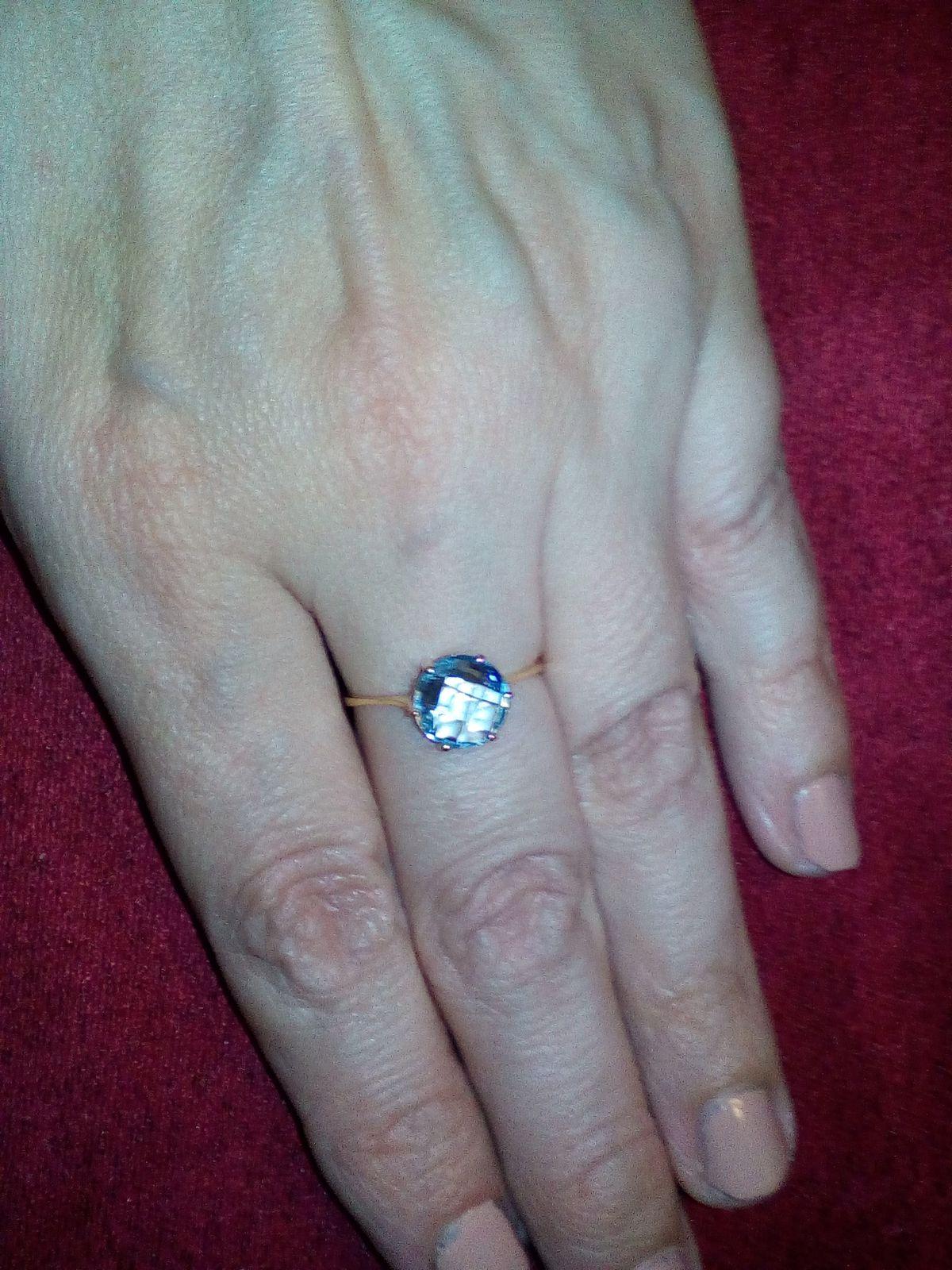 Лаконичное кольцо