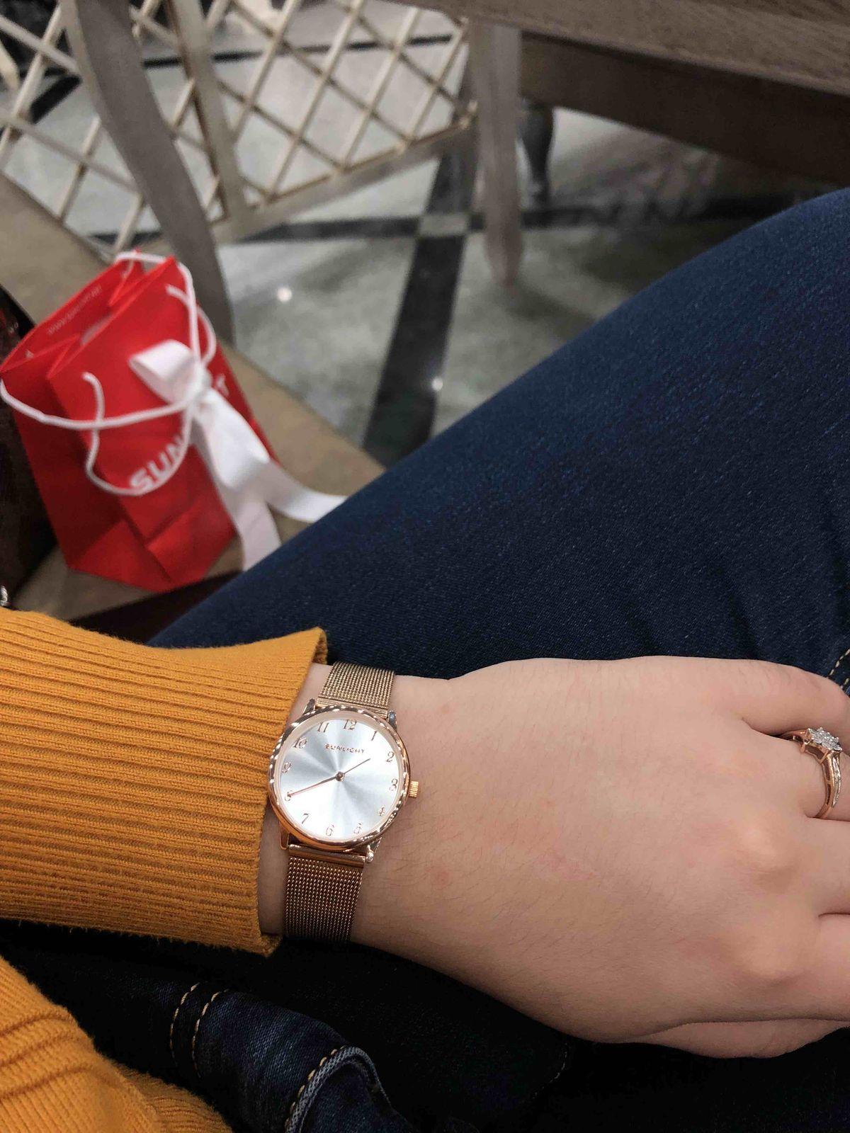 Классические часы всегда в моде