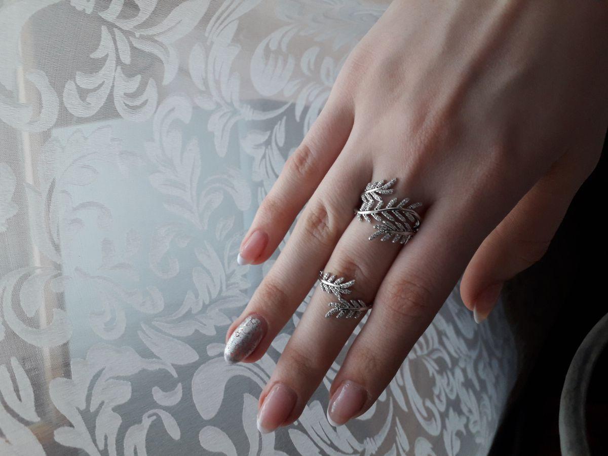 Идеальное, вечернее кольцо!