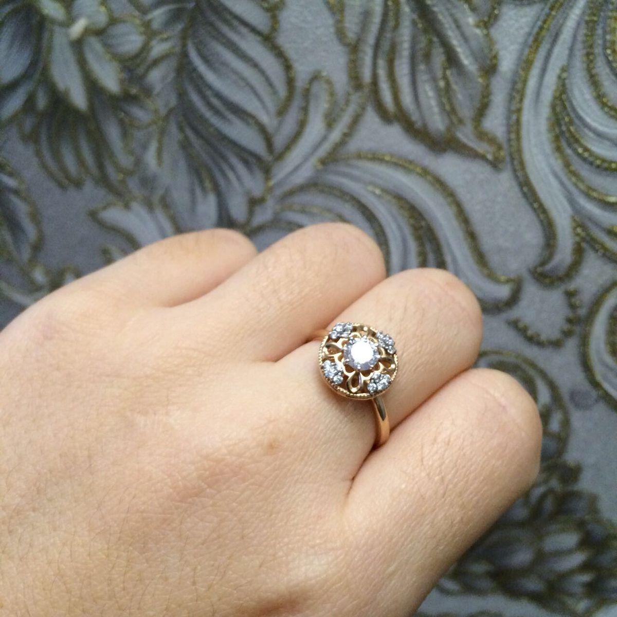 Купила кольцо на Новый год