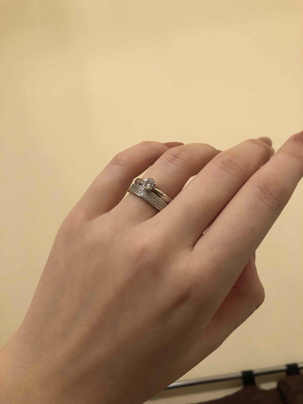Невероятное кольцо.