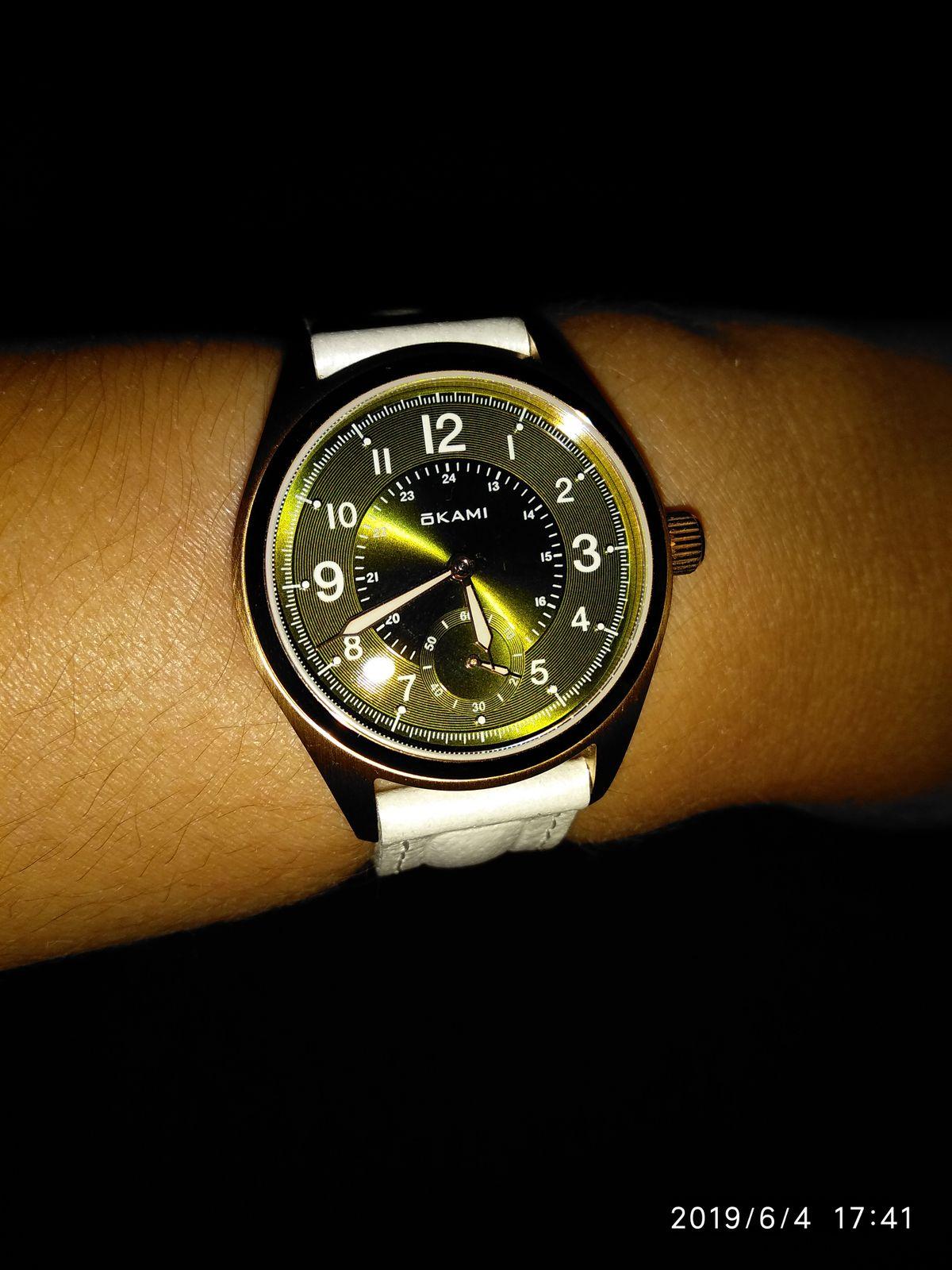 Часы любимые!
