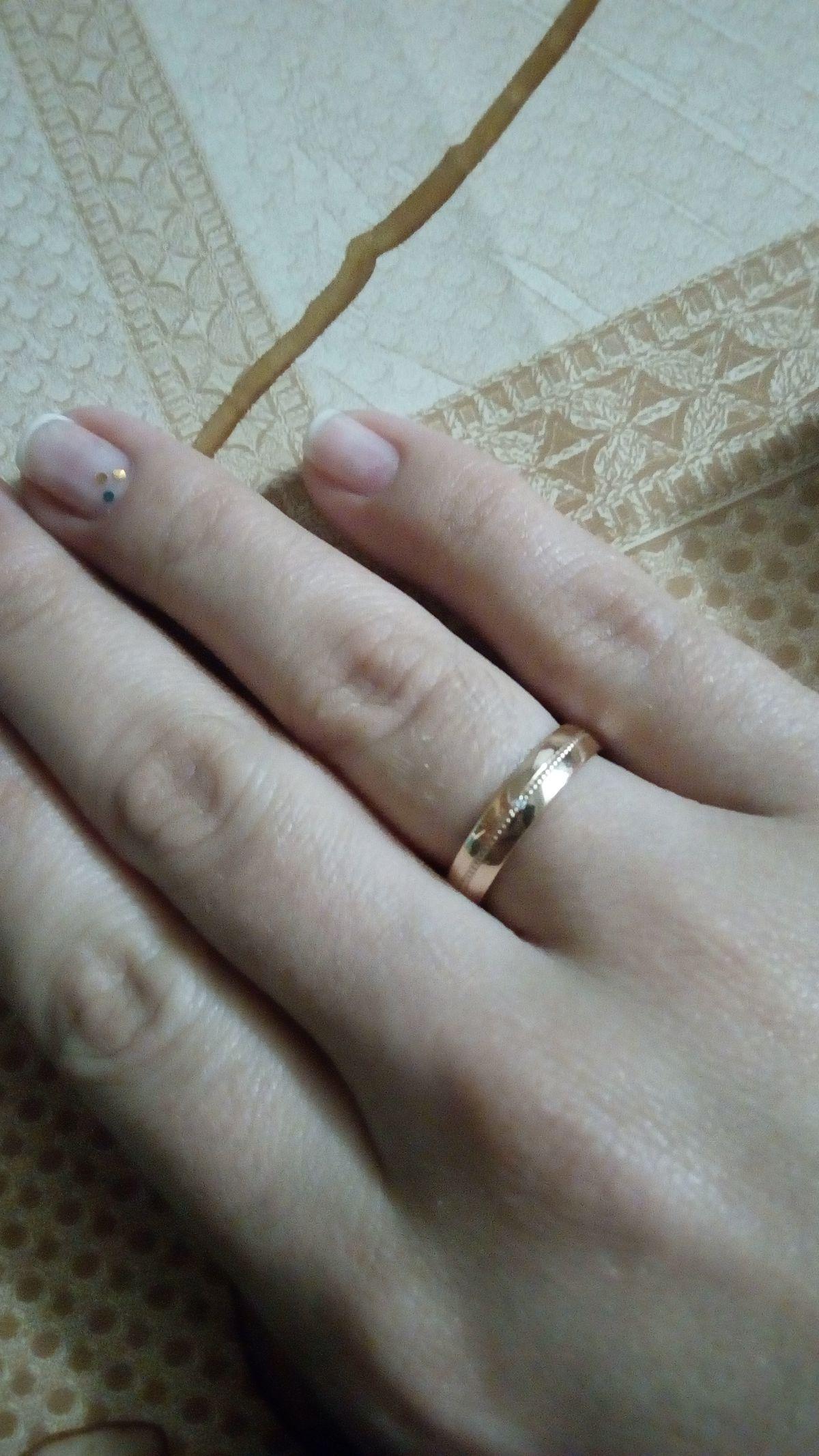 Обручальное кольцо, не простое украшение..