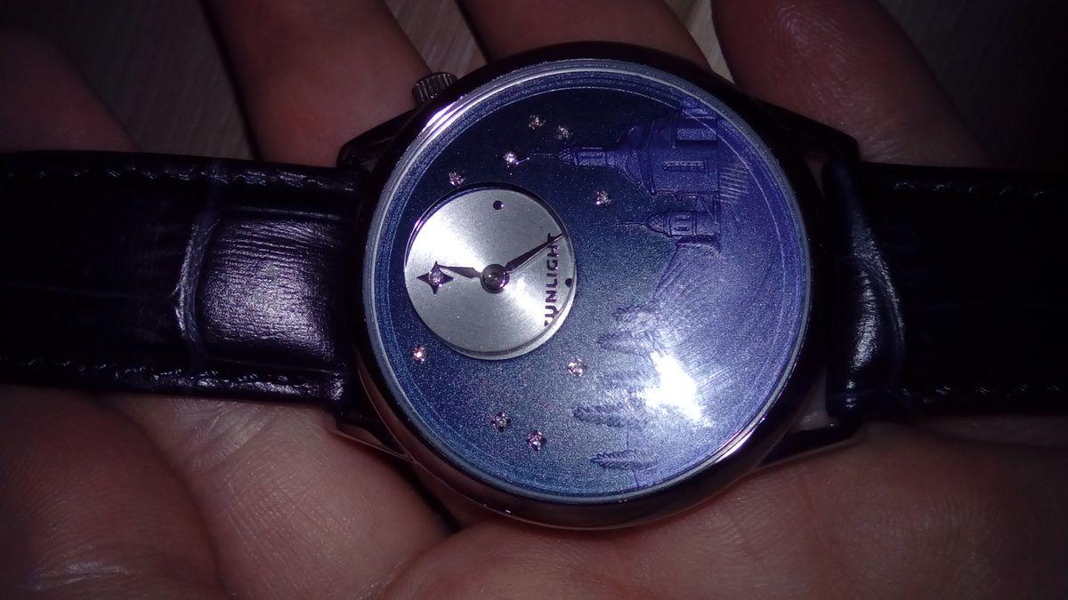 Мои первые часы бренда