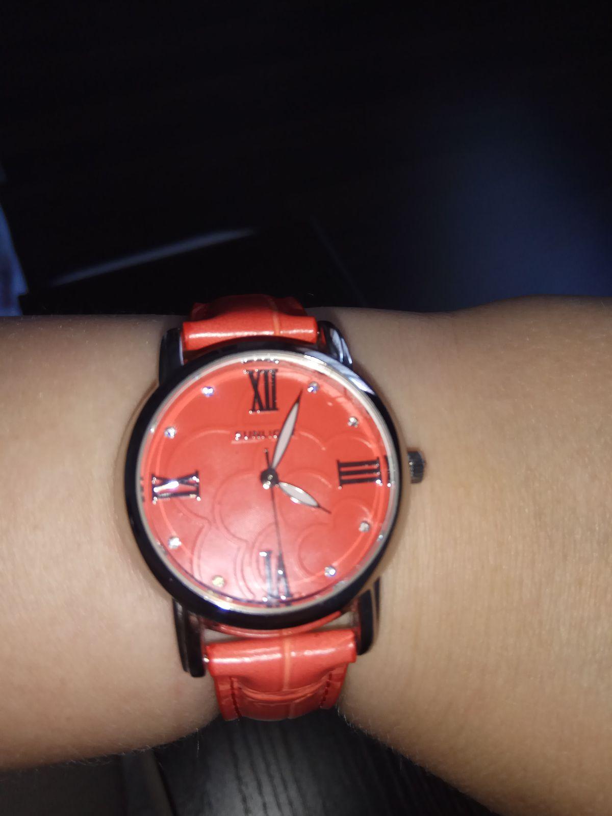 Отличные часы никому не помешают