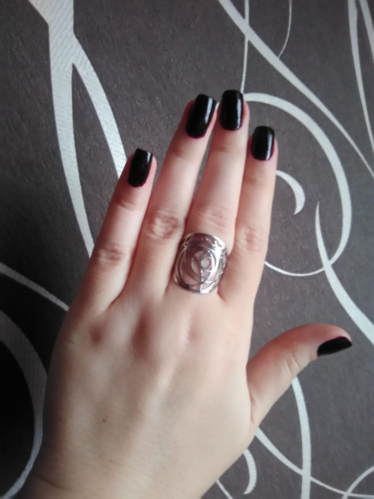 Отличное кольцо...