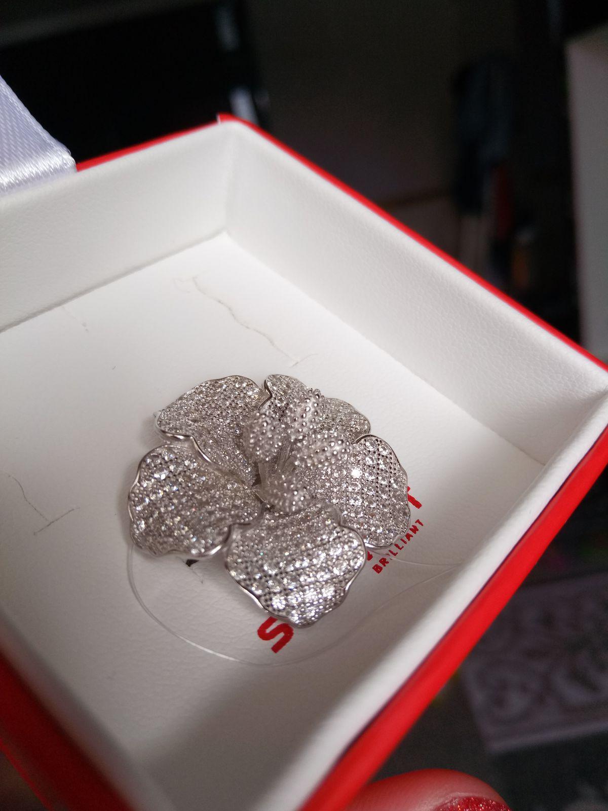 Праздничное кольцо