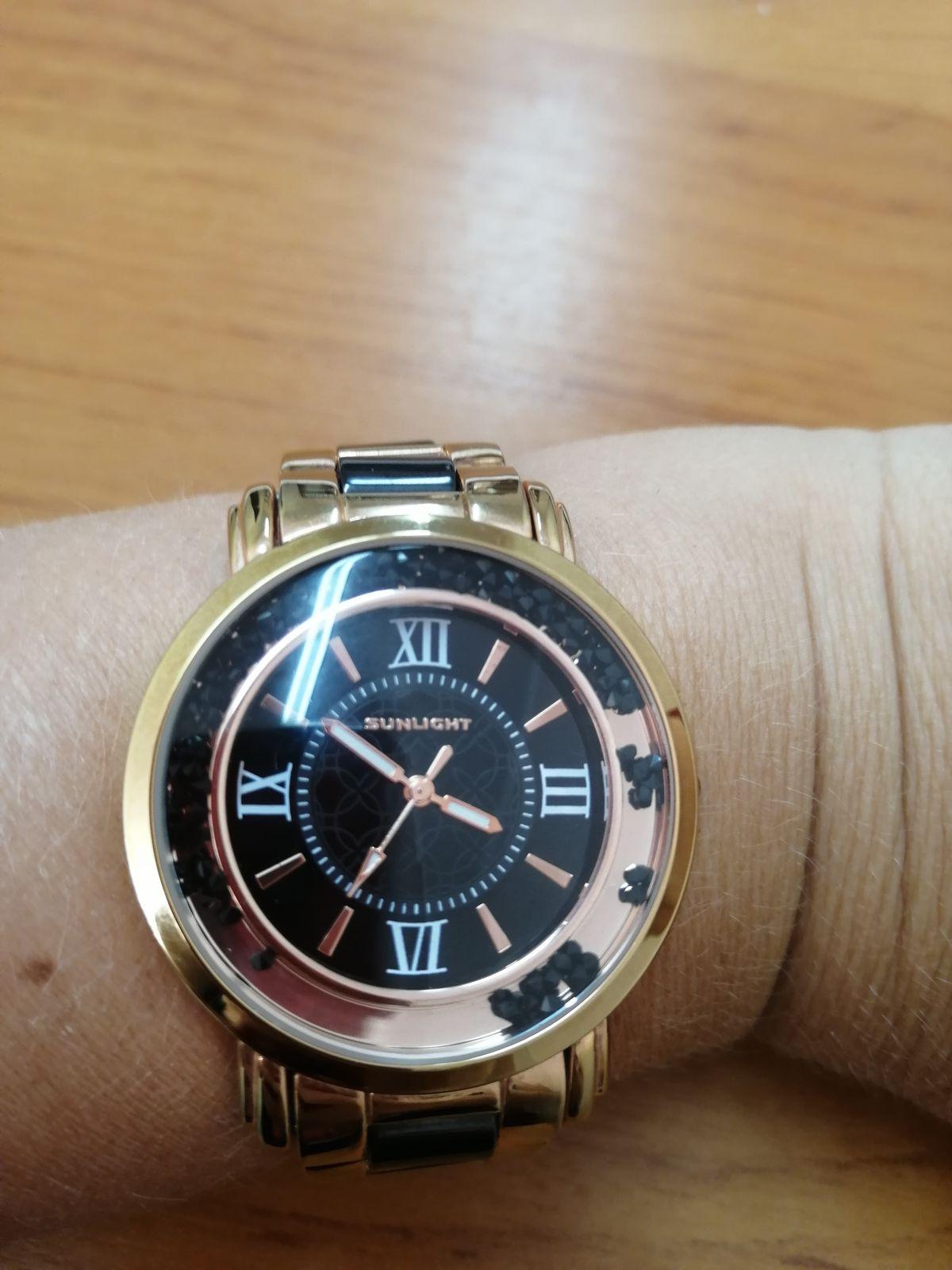 Неплохие часы