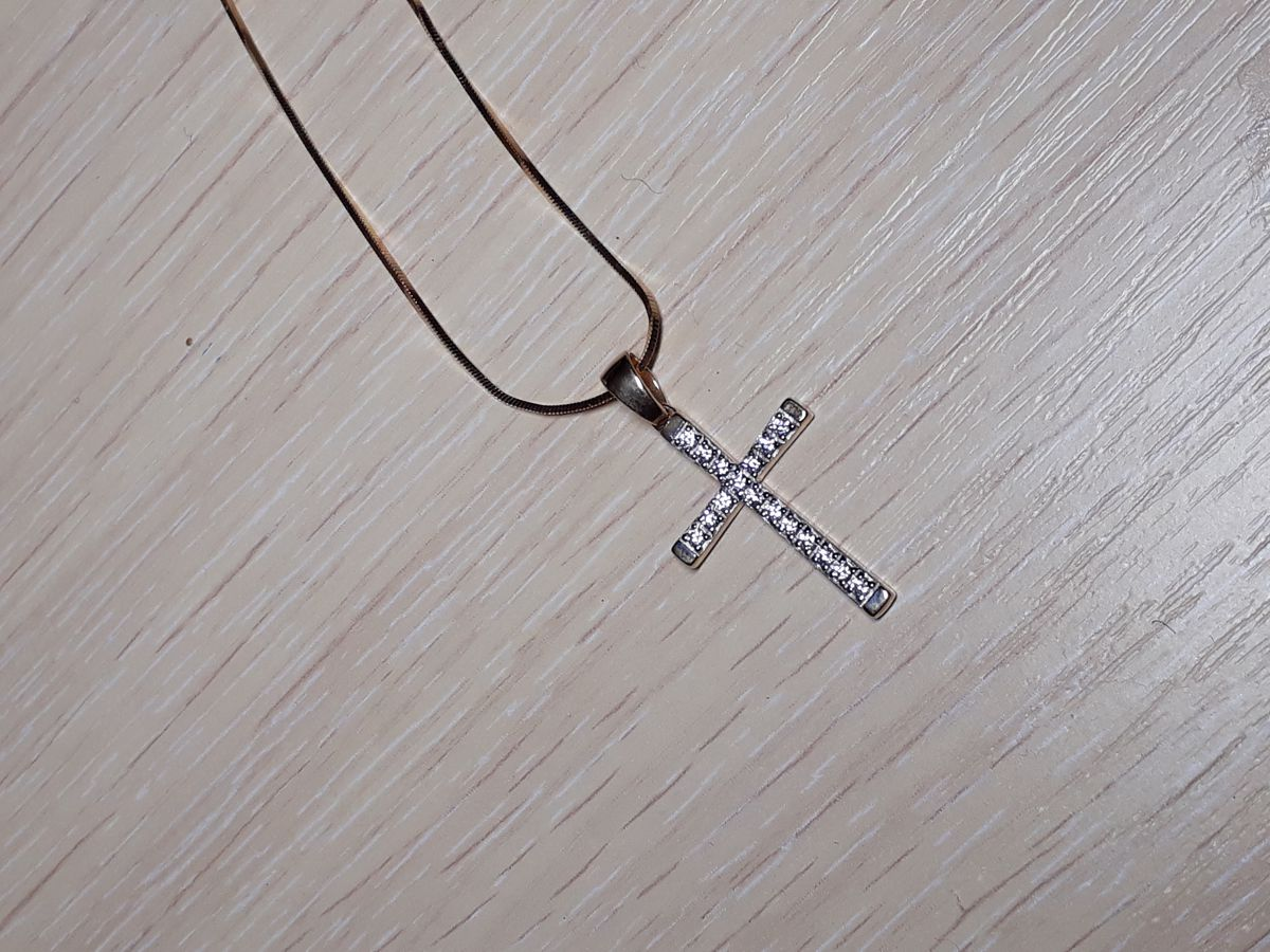 Превосходный крестик!!!