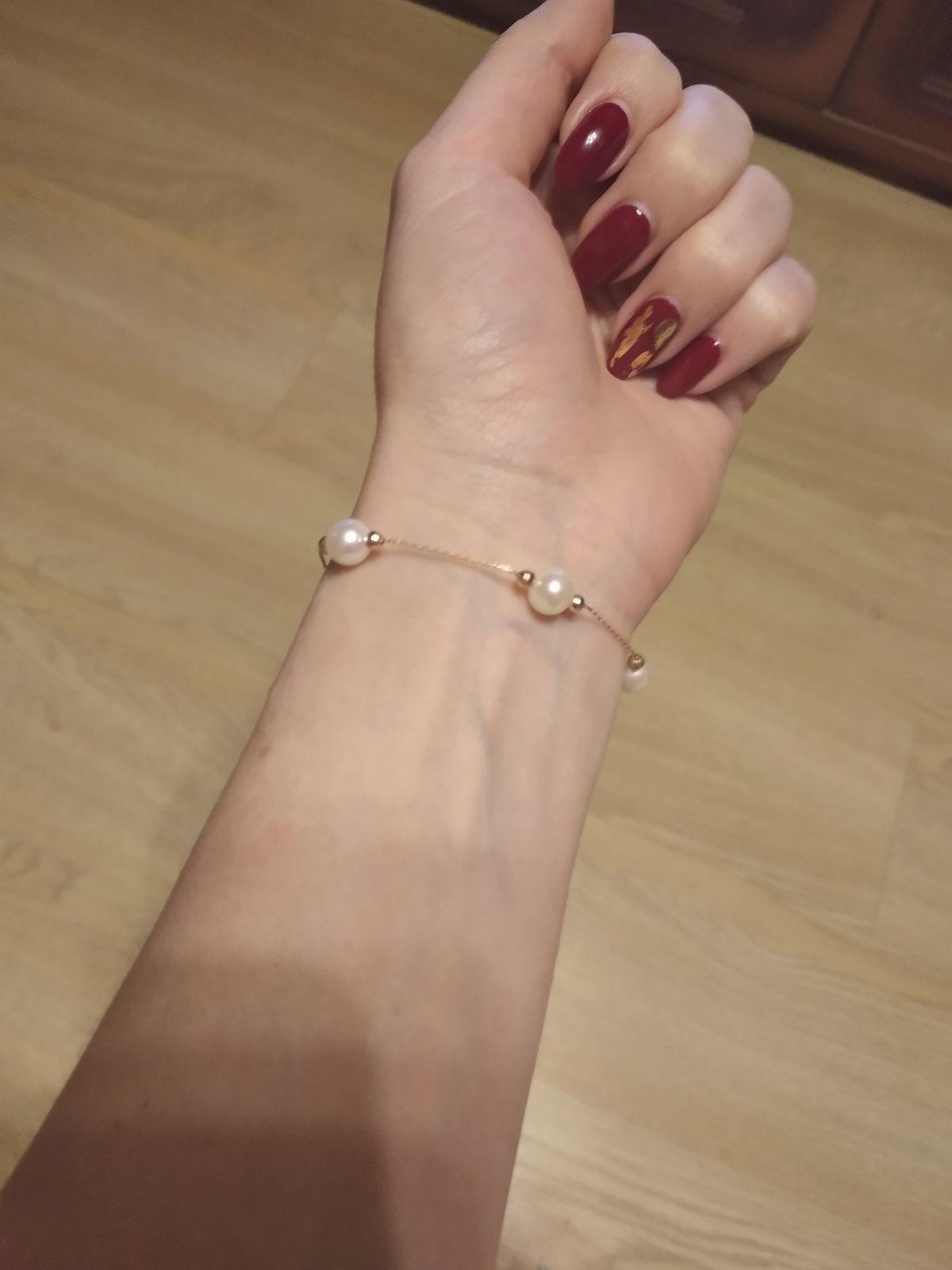 Изысканный браслет для девушек!