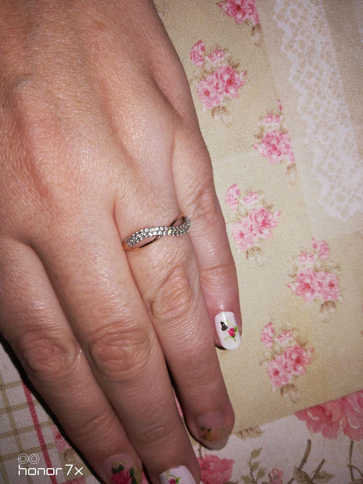 Люблю аккуратные кольца