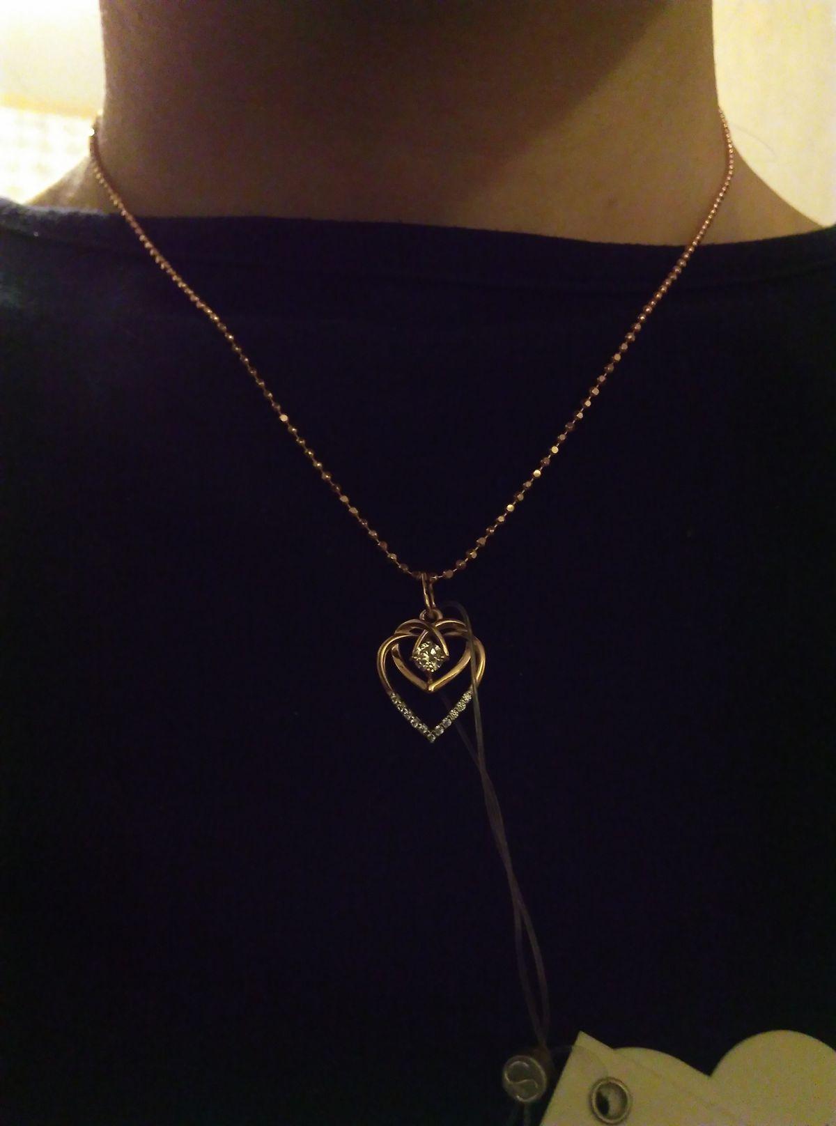 Нежное сердечко в подарок